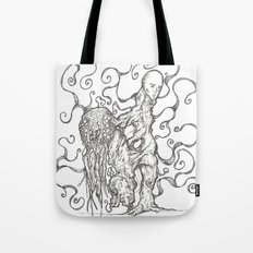 Look To The Sky Tote Bag