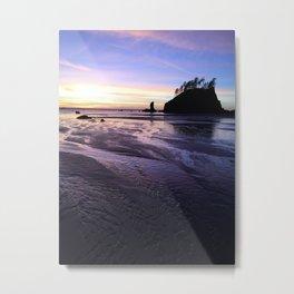 sea stack 2 Metal Print