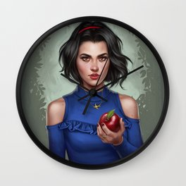 Snow White Wall Clock