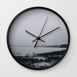 Far Off Home Wall Clock