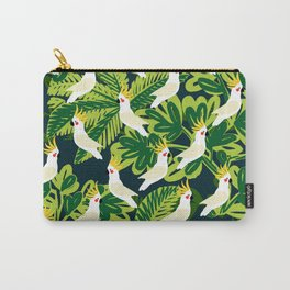 Cute Parrot Carry-All Pouch