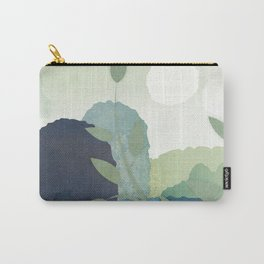 Peaceful Lake View 3 Carry-All Pouch