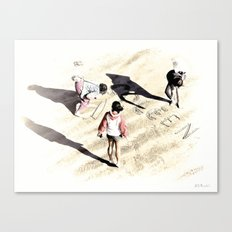 Coleen Canvas Print