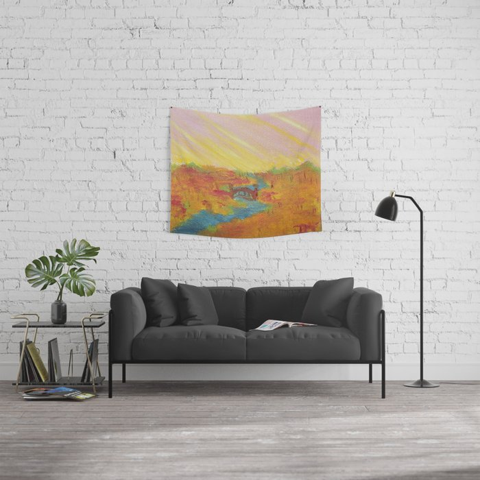 Riverrun Wall Tapestry