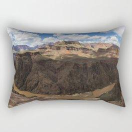 Grand Canyon River View Rectangular Pillow