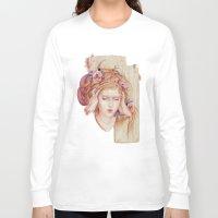 matty healy Long Sleeve T-shirts featuring Sensory Overload by Jennifer Healy