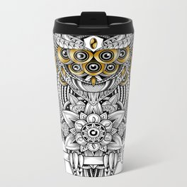 The Secret Keeper Metal Travel Mug