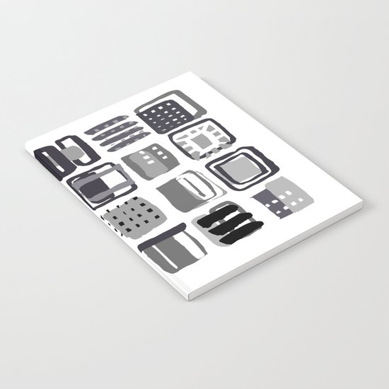 pattern 21 Notebook