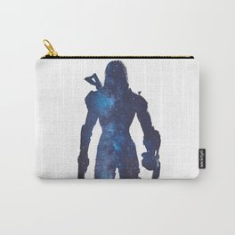 Mass effect - Space , Female Shepard  Carry-All Pouch