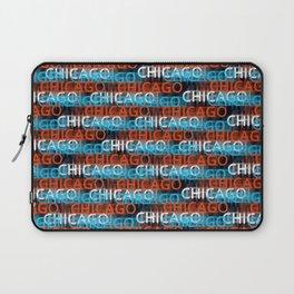 Chicago on my mind Laptop Sleeve