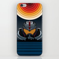 pacific rim iPhone & iPod Skins featuring Pacific Rim by milanova