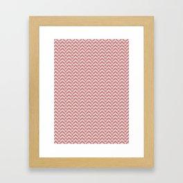 Geometric Pattern #008 Framed Art Print