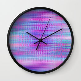 Distorted signal 02 Wall Clock