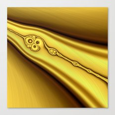 Always Golden Canvas Print