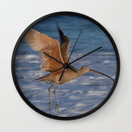 takeoff Wall Clock