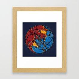The Tao of RvB Framed Art Print