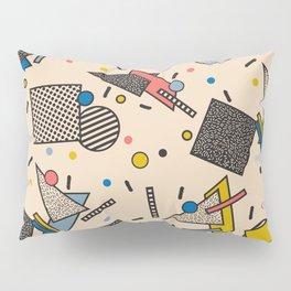 Memphis Inspired Pattern 7 Pillow Sham