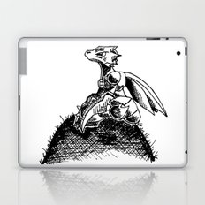 scyther dreaming about flight... Laptop & iPad Skin