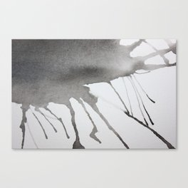 blacklight Canvas Print