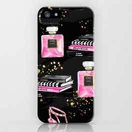 Perfume & Shoes #2 iPhone Case