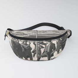 Pittsburgh Affiche Fanny Pack