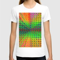 psychedelic T-shirts featuring Psychedelic by Debbie Clayton