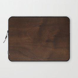 walnut textile natural wood Laptop Sleeve