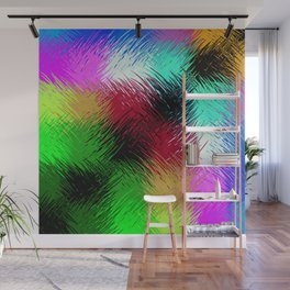 Interaction Of Colour Wall Mural