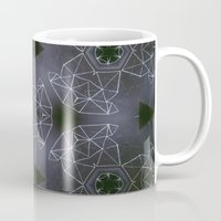 constellations Mugs featuring constellations by monicamarcov