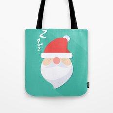 Wake up Santa Tote Bag