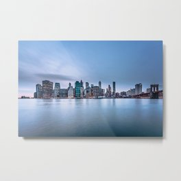 New York 14 Metal Print