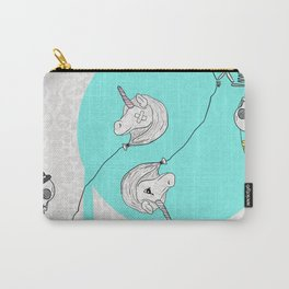 Skeletonia Carry-All Pouch