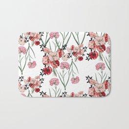 Floral Love X - V2 Bath Mat