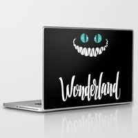 alice wonderland Laptop & iPad Skins featuring Wonderland by Insait disseny