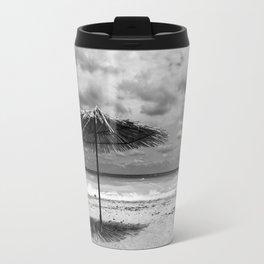 Lonely umbrella Travel Mug