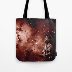 In the heart of the universe Tote Bag