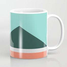 Geometric Landscape 16 Coffee Mug
