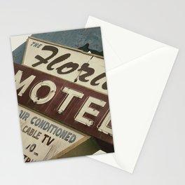 Florida Motel Stationery Cards