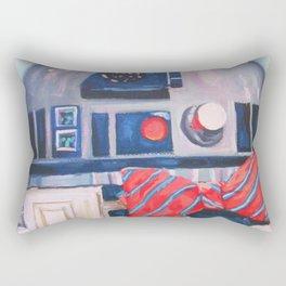 Bow2-Tie2 Rectangular Pillow