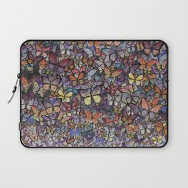 butterfly cascade Laptop Sleeve