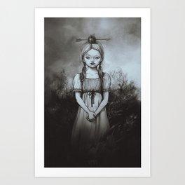 Wilhelmina Art Print