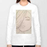 jojo Long Sleeve T-shirts featuring JoJo by Art By JuJu
