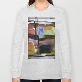 Magic Window No. 3a By Kathy Morton Stanion Long Sleeve T-shirt