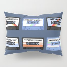 Groovy Tunes For Lazy Afternoons Pillow Sham