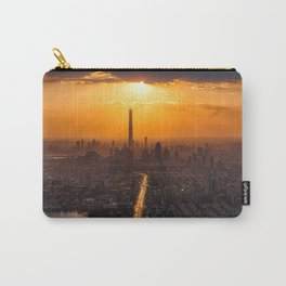 Tianjin City Skyline Carry-All Pouch