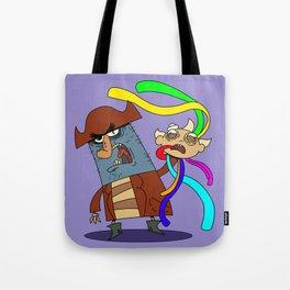 K'nuckles Tote Bag