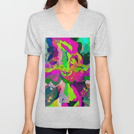 Unicorn Unisex V-Neck