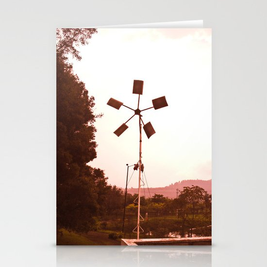 WIND MILL Stationery Cards