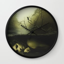 Forever lost Wall Clock