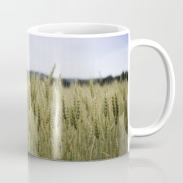 Grain Almost Ready For Harvest Coffee Mug